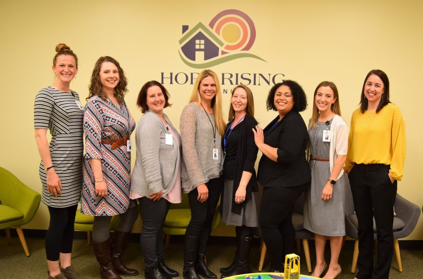 Hope RISING Clinic and Wonderland NE Officially Open!
