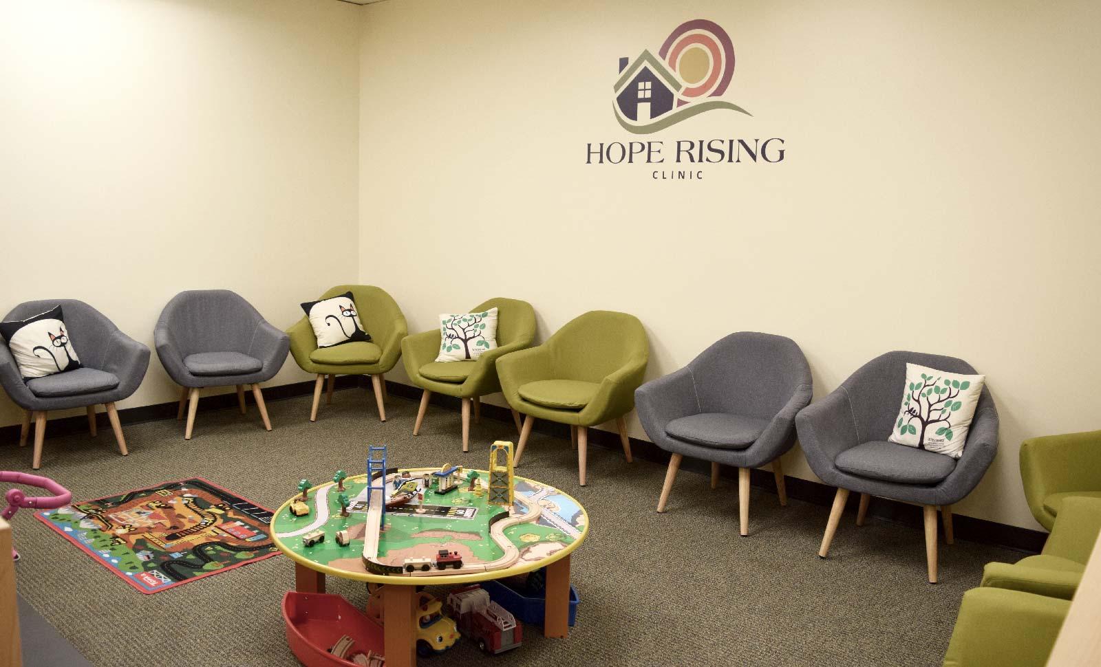 Hope RISING Clinic Update